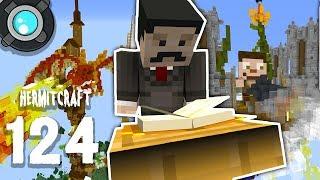HermitCraft 6: 124 | MUMBO's CHALLENGE & BUILD-OFF SCORES!
