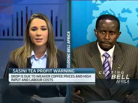 Sasini Profit Warning with Dr. Caesar Mwangi