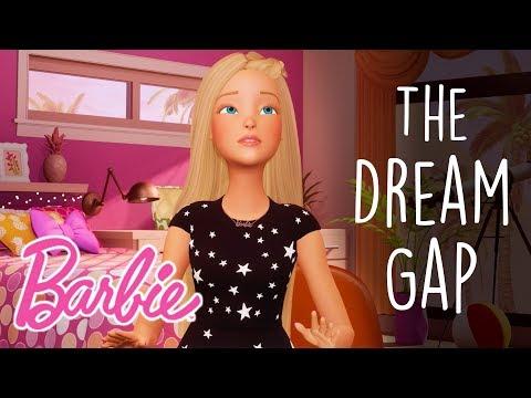 What's the Dream Gap? | Barbie Vlogs