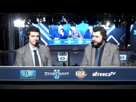 [ENG] 2018 GSL S1 Code S  RO32 Group A