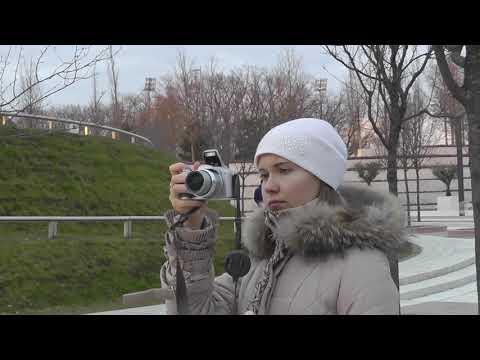 Парк Краснодар февраль 2019
