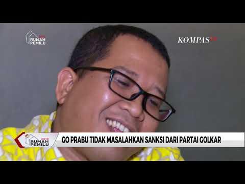 Golkar Beri Sanksi Caleg yang Dukung Prabowo-Sandi