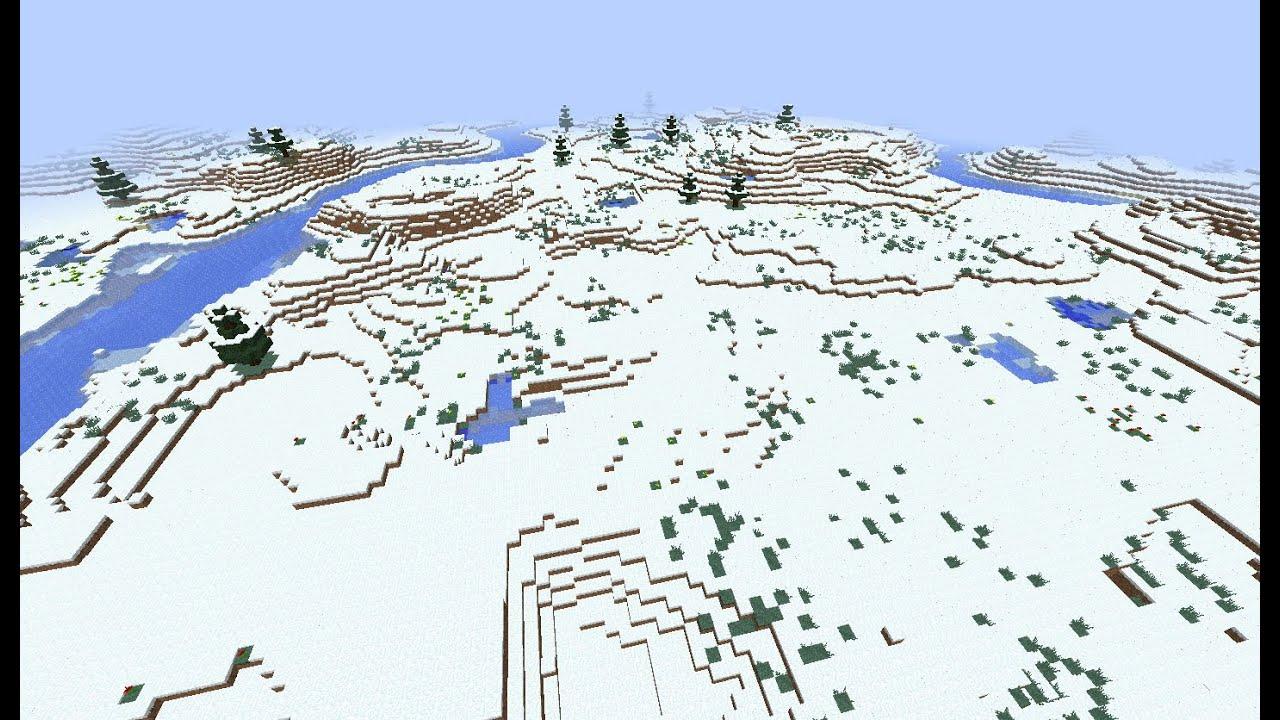 Cold Taiga Minecraft