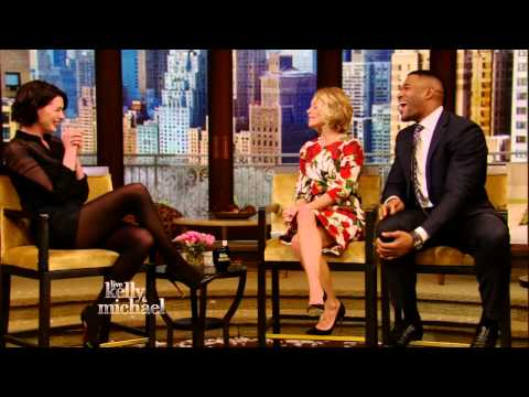 Anne Hathaway Excited for Magic Mike XXL