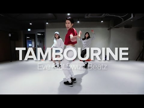 Tambourine - Eve ft.SwizzBeatz / Hyojin Choi Choreography