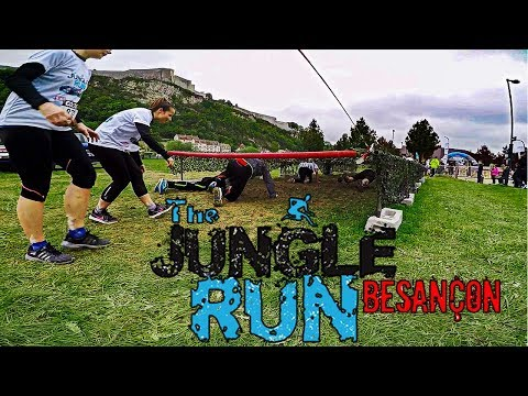 GoPro |  The Jungle Run Besançon