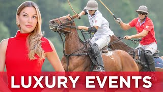 Polo Events: What You MUST KNOW Before Attending! (Feat. Gstaad Polo Cup)