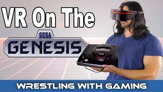 The Untold Story Of Virtual Reality On The Sega Genesis - The Unreleased The Sega VR Headset