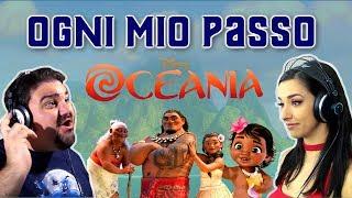 Ogni Mio Passo - Oceania || Cover by Luna ft Davide Marchese || Where You Are Italian Version
