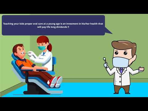 Dentist's Tips for Parents for Complete Oral health care of Kids ����