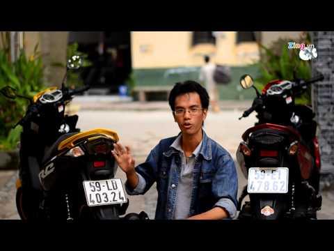 Zing Xe 360 - So Sánh Yamaha Nouvo 5 Và Nouvo 6