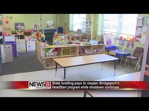 Bridgeport Head Start program to reopen