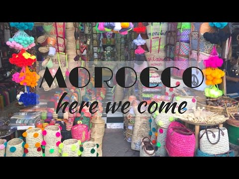 Marrakech, Morocco | Adventures & Shopping | Vlog Life