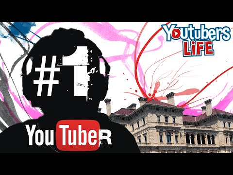 👆 YOUTUBER #1 DI DUNIA + MANSION BARU 👆 |Part-13| - Youtuber's Life  Indonesia - ✔