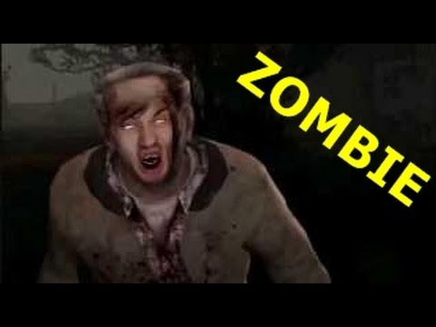Pewdiepie Scary Zombie Games Youtube