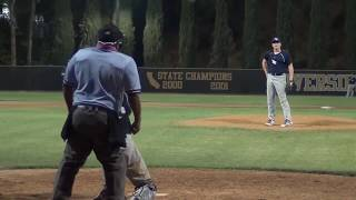 Jackson Krogman - Updated Pitching Clips - Class of 2019
