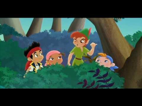 Jake E Os Piratas Da Terra Do Nunca O Retorno De Peter Pan Inédito Em Disney Dvd