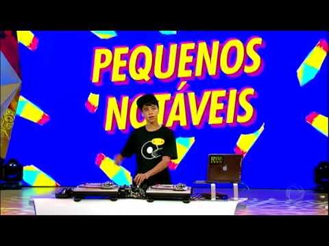 DJ transforma o palco do Legendários em balada