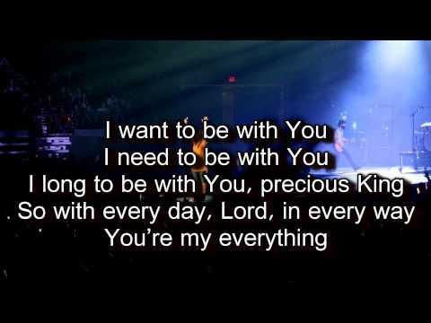 My Everything - Gateway Worship (Worship with Lyrics)
