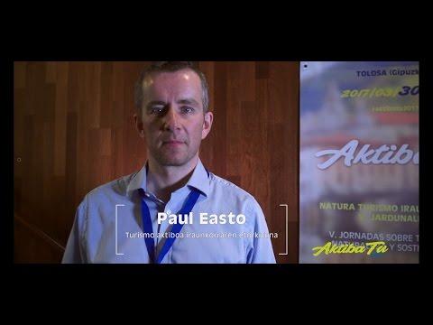 AKTIBATU 2017 - Ponencia Paul Easto, Wilderness Scotland & ATTA