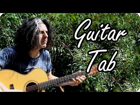 Testament - Musical Death Instrumental Acoustic Guitar Tutorial