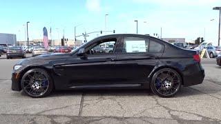 2018 BMW M3 Monterey, Watsonville, Gilroy, Salinas, San Jose, CA J5J79271