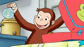 Curious George 🐵 Here Comes the Tide 🐵Full Episode 🐵 Videos for Kids 🐵 Kids Cartoon