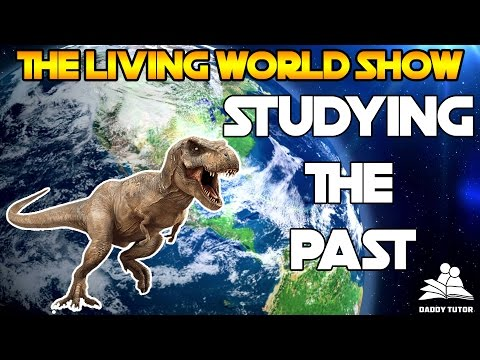 Studying the Past | The Living World Show Episode 1 | Daddy Tutor