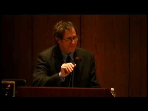Concordia St. Paul's 2015 Heginbotham Lecture: Leif Enger