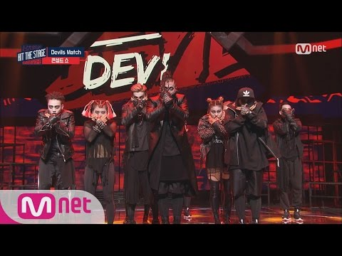 [Hit The Stage] J Black Crew Concept Show, Devils Match 20160727 EP.01