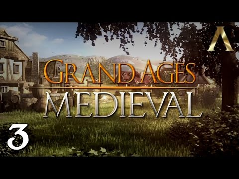 Grand Ages: Medieval - Britannia Pt.3 - Building Up Bristol
