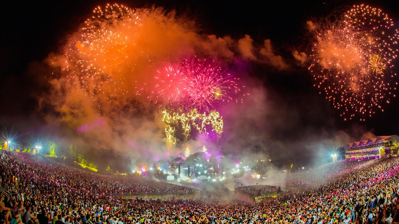 Dimitri Vegas Like Mike Live At Tomorrowland 2016 Full Mainstage Set Hd You
