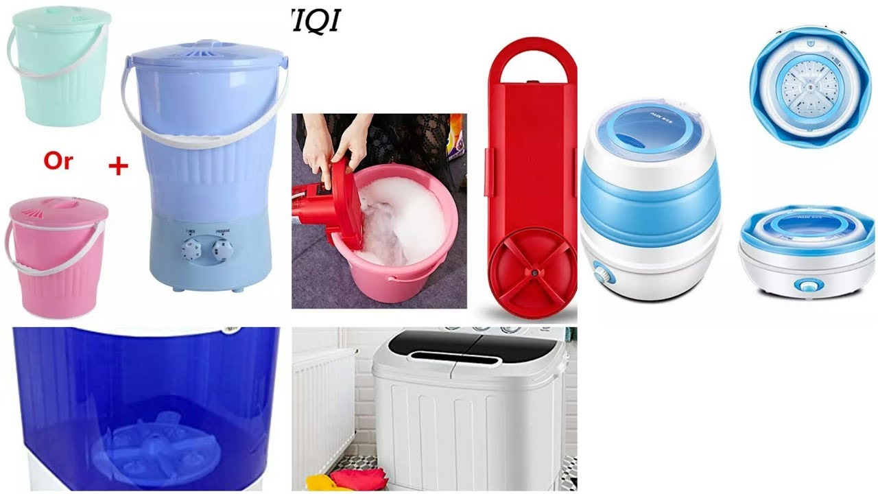 Top 5 portable and foldable washing machines | Which you ...