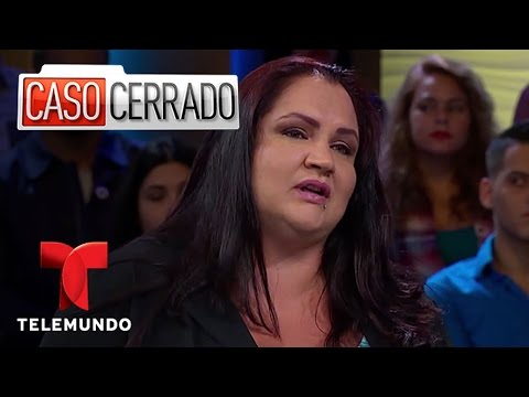 Caso Cerrado | Sending Nudes To The Music Teacher🤳🍑🎶 | Telemundo English