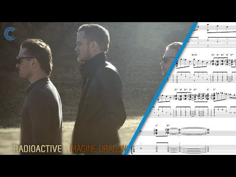 Radioactive - Imagine Dragons - Trombone - Sheet Music, Chords and Vocals