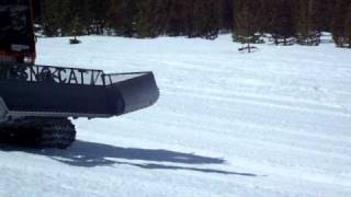 Tucker Sno-Cat - Tiller Part (1)