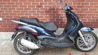 Piaggio BV 250 Review By Owner