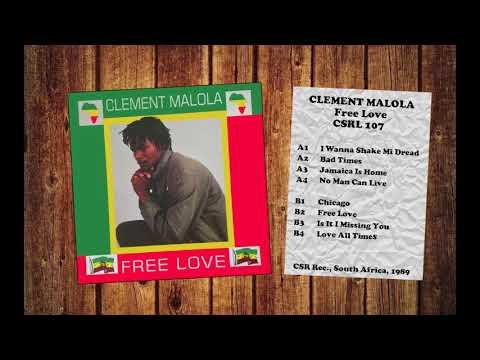Clement Malola - Free Love (1989) Vinyl FULL ALBUM