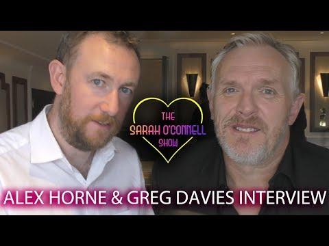 Greg Davies and Alex Horne interview - Taskmaster