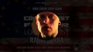 Combichrist - a message from Andy LaPlegua!