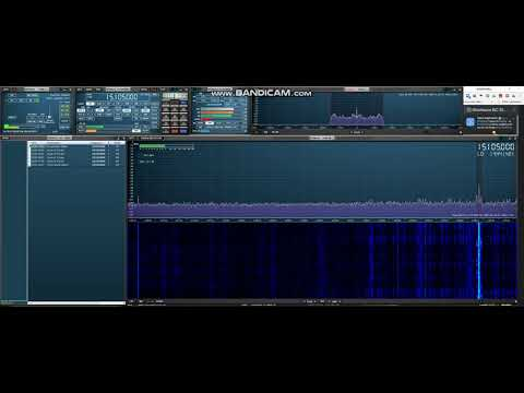Swaziland Trans World Radio Africa 11/1/18 @ 16:14 UTC on 15105 kHz