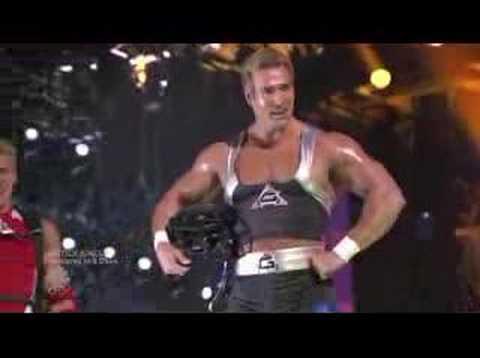 American Gladiators - Joust - Evan Vs Titan