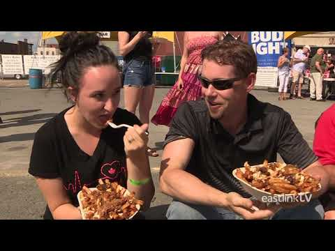 Off the Chip Wagon at Sudbury Poutine Fest 2017