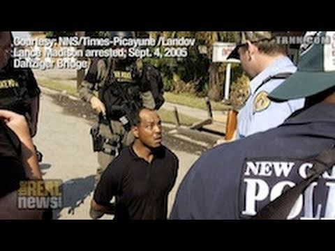 New Orleans: Systemic Police Brutality Exposed
