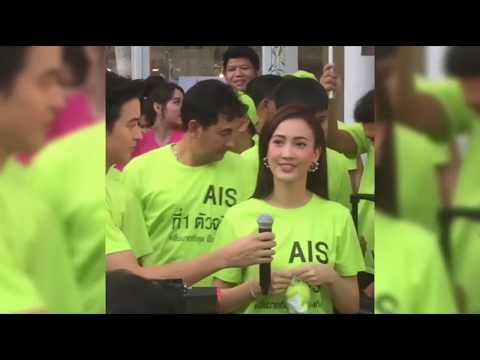 "FANMADE MV James Ji Taew ""ให้หนูดูแลป้า👫"" #จิแต้ว #AIS อุดรธานี 20.10.18"
