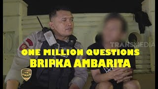 THE POLICE | One Million Questions Bripka Ambarita Bikin Pemuda Ini Ngaku (26/11/19)