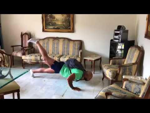 Home Workout with coach Sarkis