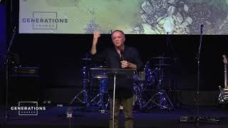 Generations Church Live Stream | Sunday Message (13th September)