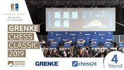 Round 4 - 2019 GRENKE Chess Classic