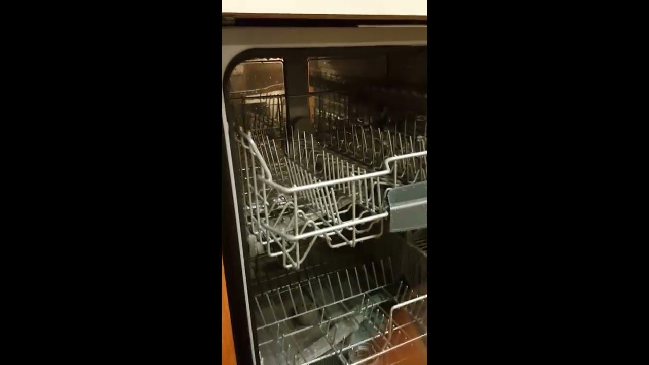 Checking Door Lock In Bosch Dishwasher